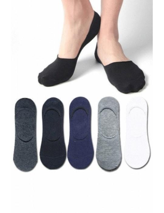 Beyza Erkek Babet Çorap 12 Adet