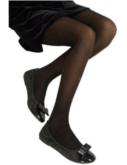 Dore Işıl Simli Çocuk Külotlu Çorap