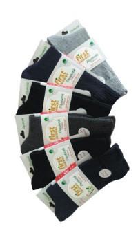 First Diyabetik Erkek Çorap 6 Adet