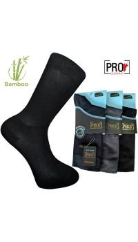 Pro Diyabet Bambu Erkek Çorap 3 Adet
