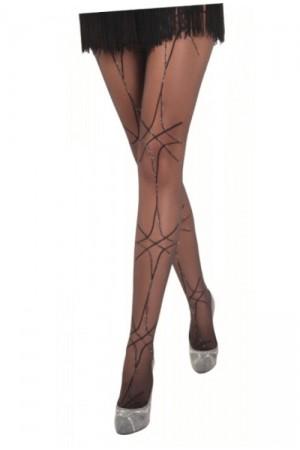 Daymod Işıl Desenli Külotlu Çorap