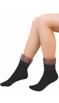 Daymod Mycro Tül-2 Soket Çorap